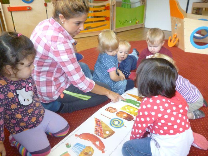 bilderbuchbetrachtung ziele kindergarten
